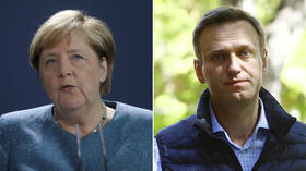 'Politicizing the issue': Russian Foreign Ministry accuses Merkel of using Navalny's alleged poisoning for political gain