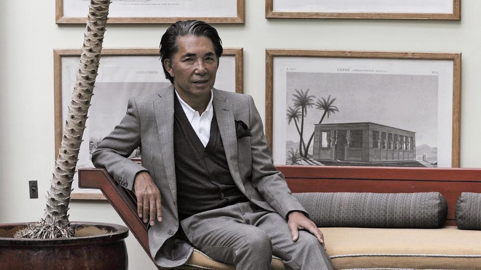 Japanese designer Kenzo Takada, founder of Kenzo brand, dies of coronavirus aged 81