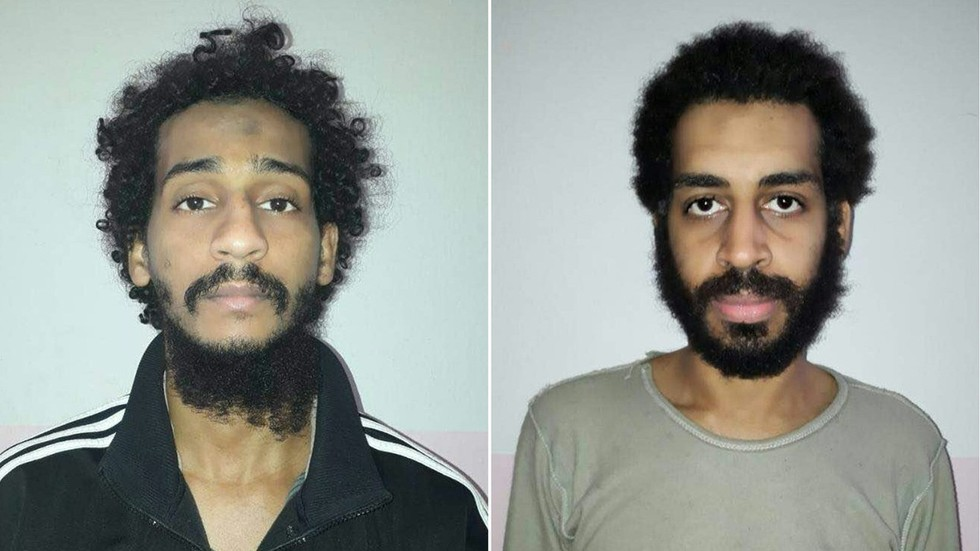 'You will never live in peace': DoJ announces terrorism indictments of 2 Islamic State 'Beatles' over US hostage killings