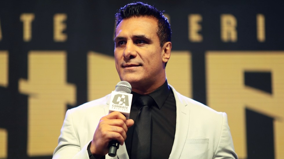 Ex-WWE champion Alberto Del Rio facing kidnapping, sexual assault charges