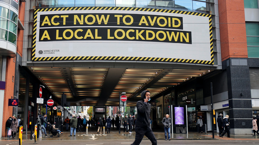 Covid-19 situation in UK 'at tipping point', deputy chief medical officer of England warns as London plans new restrictions