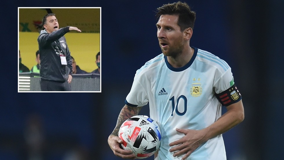 Bolivia out to 'eat the liver' of Lionel Messi and Argentina in World Cup qualifier at 3,600 meters above sea level