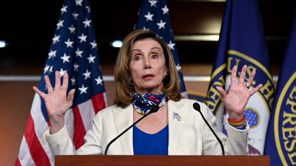 Nancy Pelosi's TV meltdown shows the pressure the Democrats are now under on Covid-19 relief