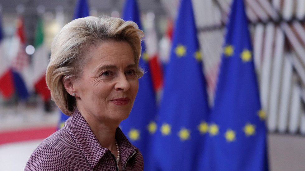 EU Commission President self-isolates after meeting with