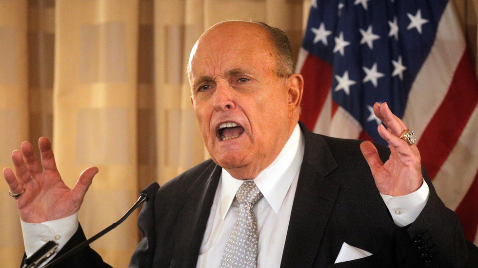 Giuliani says shop owner who passed Biden laptop to FBI had copied data to friends in case he's 'KILLED'