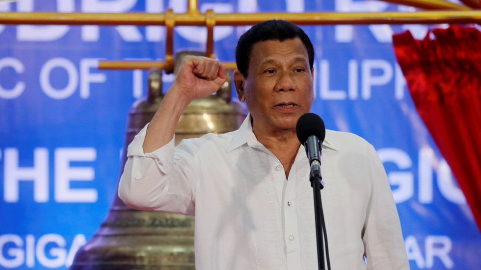 'Hold me responsible' for drug war killings – Philippines leader Duterte
