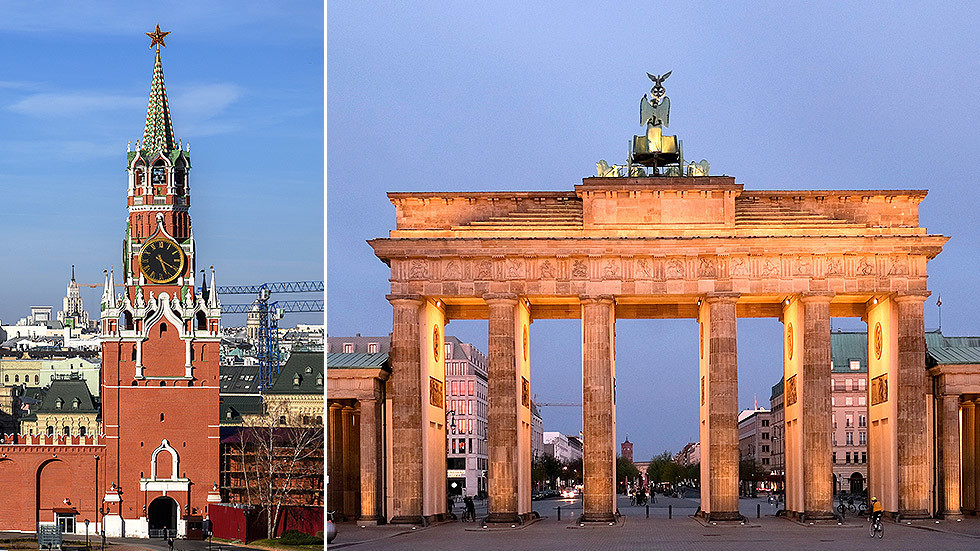 75 years after 'Stunde Null,' collapse in Russian-German relations is driven by Berlin's renewed desire to dominate Europe