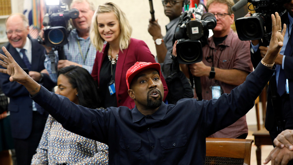 Kanye tells Rogan it's his 'calling' from God to be president – but if not, he's happy to run for California governor over Newsom