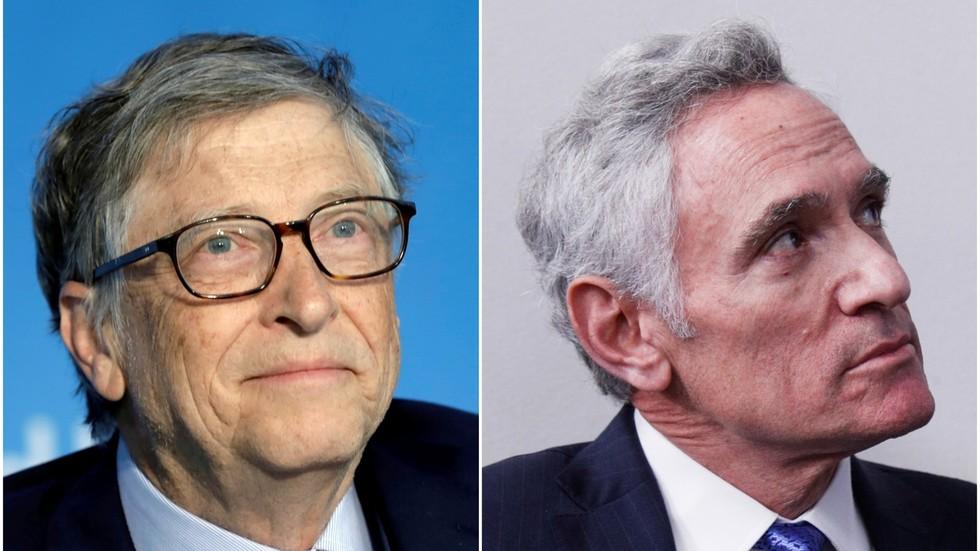 'Pseudo-expert': College dropout billionaire Bill Gates attacks Trump adviser Dr. Scott Atlas over Covid-19 stance