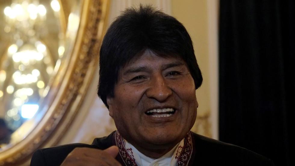 Bolivian court drops 'terrorism' charges against ex-President Evo Morales, withdraws arrest warrant – judge
