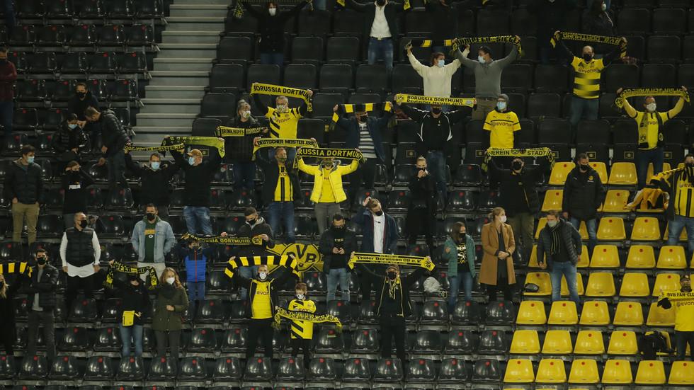 Out of their seats: No fans in November in Bundesliga as Germany puts football behind closed doors again amid coronavirus surge