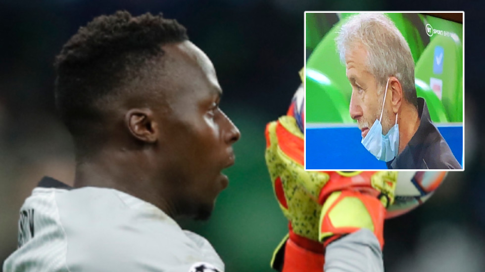'Finally a keeper who can SAVE': Roman Abramovich watches on as new No.1 Mendy stars for Chelsea in Champions League win in Russia