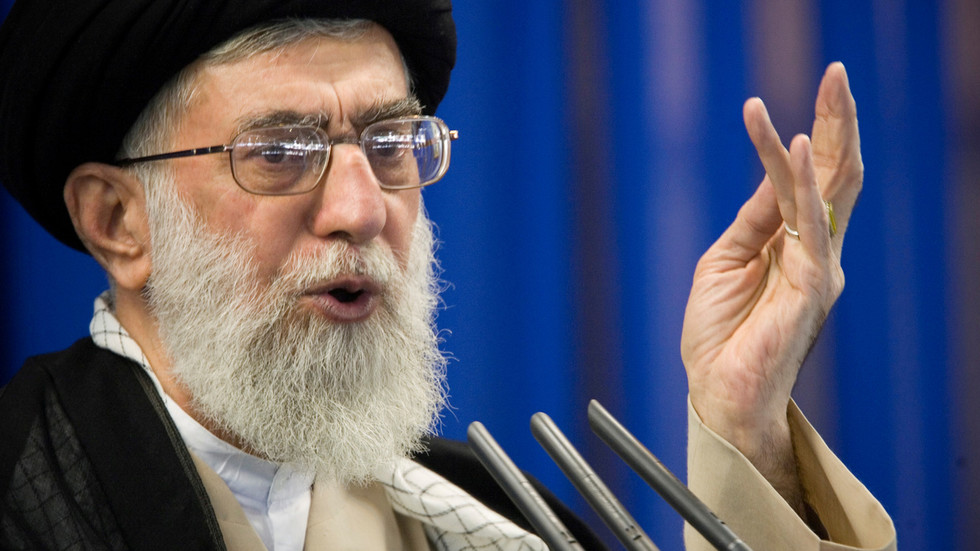 'Insulting' Prophet Mohammed cartoons should be a crime in France like 'doubting Holocaust,' says Iran's Khamenei