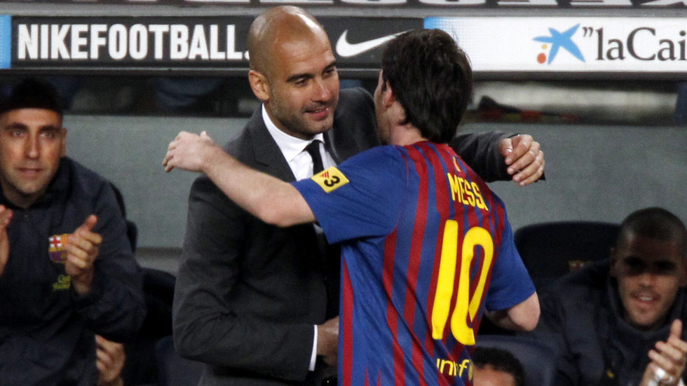 Friends reunited? Barcelona presidential candidate Font says he wants Guardiola back to keep Messi at club