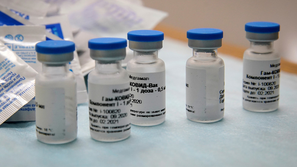 Indian government partners with Dr. Reddy's company to support testing of Russia's Sputnik V coronavirus vaccine