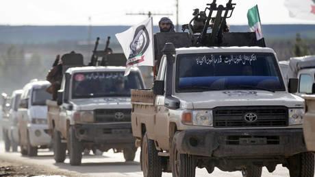 Syrian JIHADIST fighters are operating in Nagorno-Karabakh, Macron says, citing 'credible information'