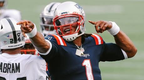 New England Patriots quarterback Cam Newton tested positive for Covid-19 ahead of their scheduled NFL game against the Kansas City Chiefs