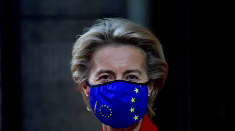 European Commission President Ursula von der Leyen, Brussels, Belgium (FILE PHOTO) © John Thys /Pool via REUTERS