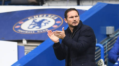Chelsea manager Frank Lampard will face a new level of pressure this season. © Reuters