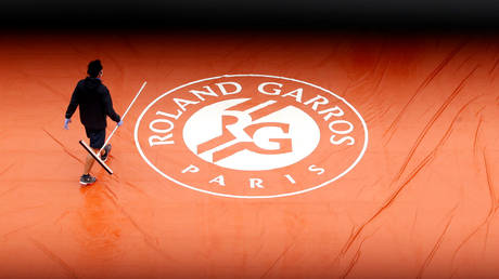 Prosecutors are investigating possible match fixing at the French Open in Paris.  © Reuters