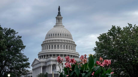 House Democrats are targeting Silicon Valley tech giants for antitrust action. US Capitol, October 2, 2020 file photo.