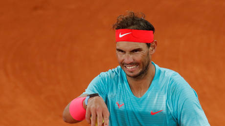 Rafael Nadal was unhappy with some aspects at the French Open. © Reuters