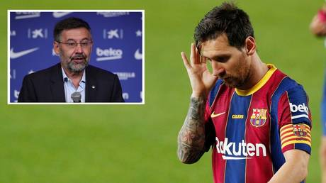 Barcelona are facing the financial fallout from the coronavirus crisis. © Reuters