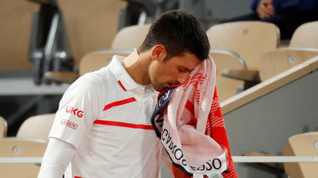 Novak Djokovic © REUTERS / Charles Platiau