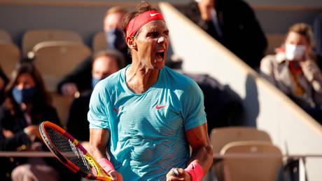 Rafael Nadal © REUTERS / Charles Platiau