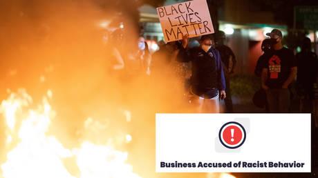© Reuters / Caitlin Ochs (inset: screenshot © Yelp.com)