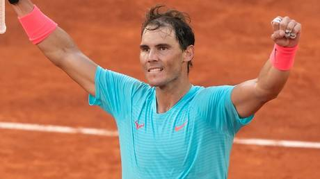 King of clay: Rafael Nadal