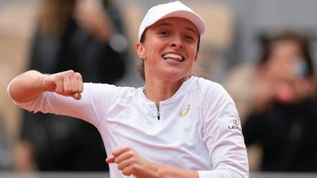 From underdog to champion: Iga Swiatek