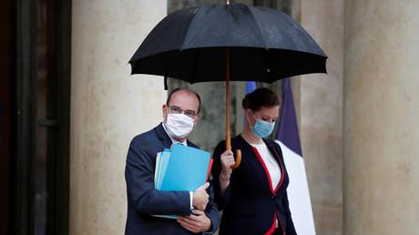 FILE PHOTO: French Prime Minister Jean Castex, Paris, France. © REUTERS/Benoit Tessier