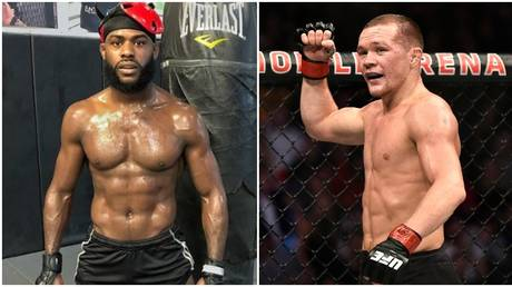 UFC star Sterling will face Yan in December. © Instagram @funkmastermma / Getty Images