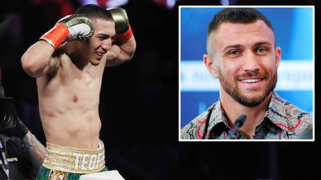 Title clash: Teofimo Lopez will challenge Vasyl Lomachenko