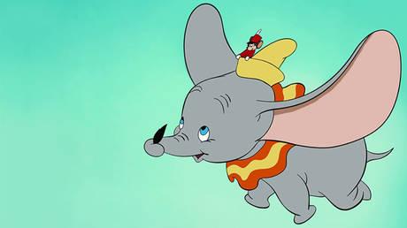 Dumbo (1941) Dir: Samuel Armstrong, Norman Ferguson, Wilfred Jackson, Jack Kinney, Bill Roberts, Ben Sharpsteen, John Elliotte. © Walt Disney Productions