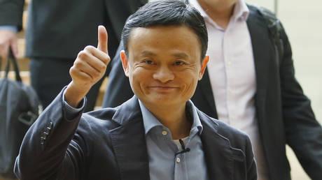 Alibaba founder Jack Ma © Reuters / Edgar Su