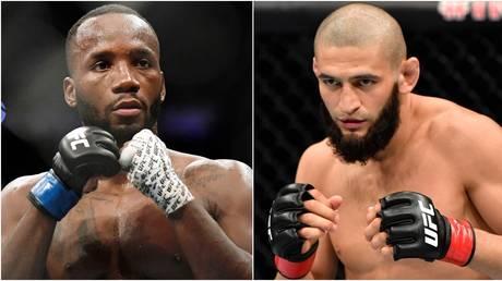 Leon Edwards has said he will fight Khamzat Chimaev. © USA Today Sports / Zuffa LLC