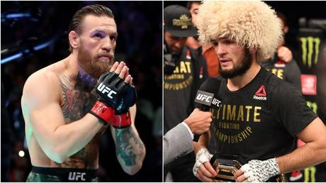 Conor McGregor sent a message to UFC rival Khabib following his retirement. © USA Today Sports / Getty Images / Zuffa LLC