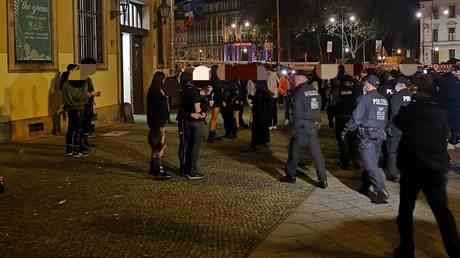 © Polizei Berlin Einsatz