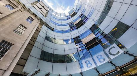 FILE PHOTO. Headquarters of the television and radio station BBC © Global Look Press / Stefan Kiefer