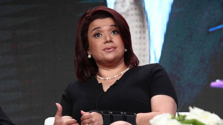 Never-Trumper Ana Navarro mocked for shaming third-party voters, after saying she'd write in her MOTHER on 2016 ballot