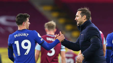 Chelsea continued their good form with victory at Burnley. © Reuters