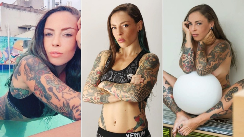 punk tattoo girl amateur