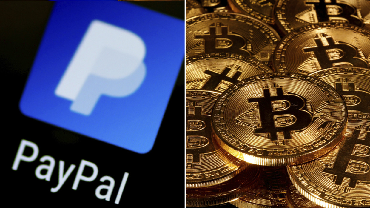 PayPal will allow users to buy, sell and shop using cryptocurrencies including bitcoin & ethereum