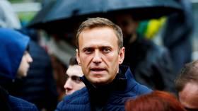 Russian opposition figure Alexey Navalny tells Germany's 'Der Spiegel' he believes Kremlin was behind his alleged poisoning