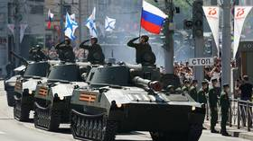 Russian combat strength is at post-USSR peak after decade of investment, says military industry bankrolled British think tank