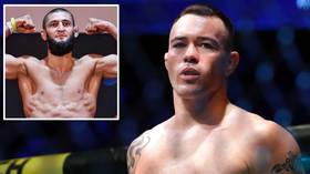 'When he becomes somebody, come see me': Colby Covington fires warning shot at UFC sensation Khamzat Chimaev