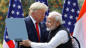 Indian PM Narendra Modi wishes Trump and Melania 'quick recovery' after they tested positive for Covid-19