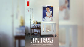 Intimate & heart-wrenching: The compelling story of parents who cryogenically freeze their dead 2-year-old child